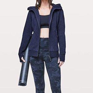 Lululemon Athletica Blue Indigo Limited Edition EUC Size 6